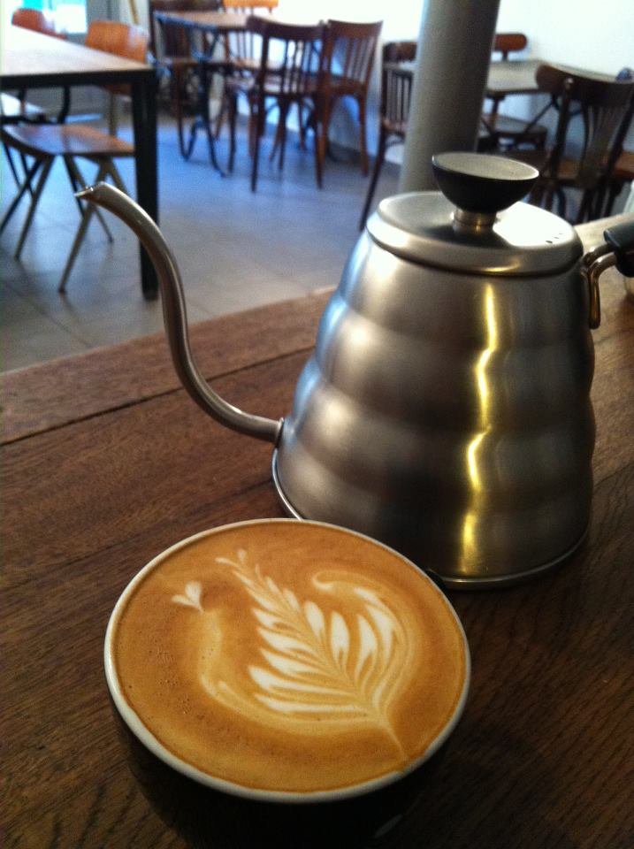 ©Black Market Café - pilierdebuffet