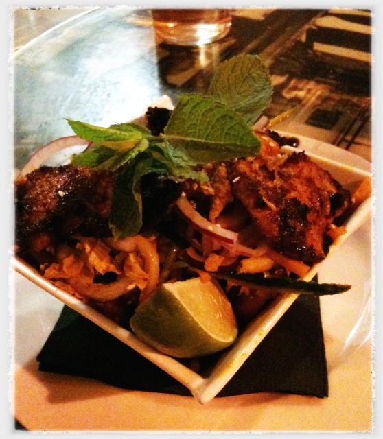 Les Deux Mégots - Salade thaï -©pilierdebuffet